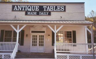 Antique tables made daily